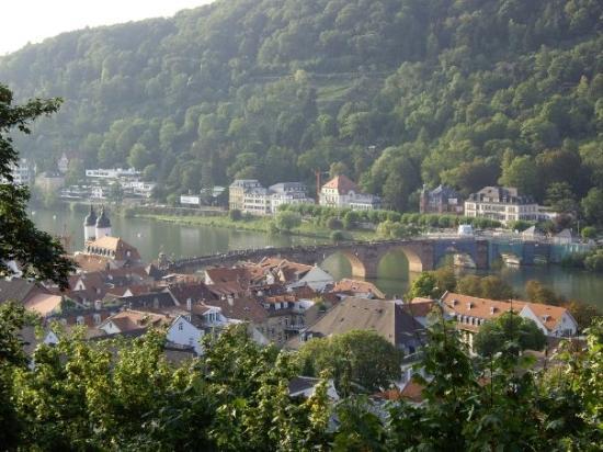 ไฮเดลเบิร์ก, เยอรมนี: Heidelberg 海德堡