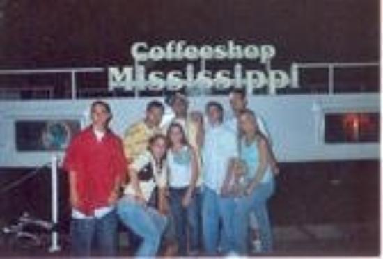 มาสทริชต์, เนเธอร์แลนด์: Maastricht-Netherlands coffeeshop mississippi