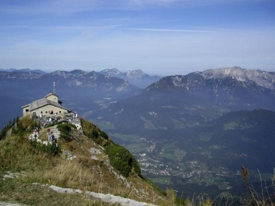 เบิร์ชเตสกาเดน, เยอรมนี: The Eagle's Nest 鷹巢別墅, Berchtesgaden 貝希特斯加登
