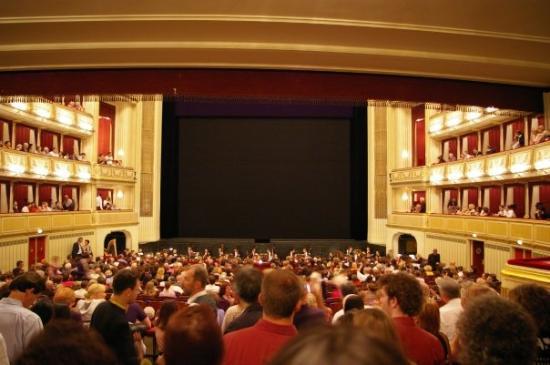 State Opera House ภาพถ่าย
