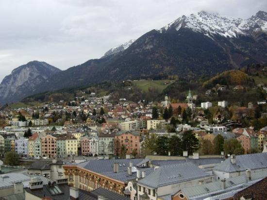 อินส์บรุค, ออสเตรีย: 2006.11.17 @ Innsbruck 茵斯布魯克