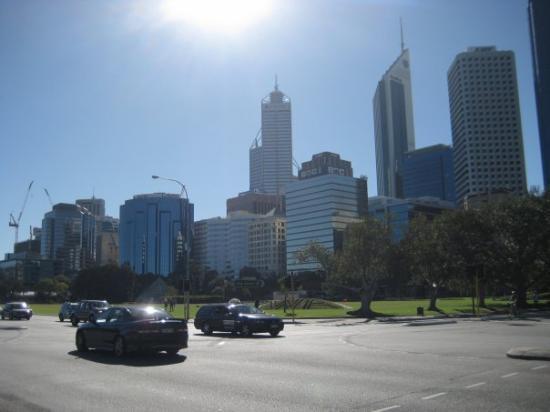 เพิร์ท, ออสเตรเลีย: City of Perth