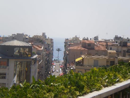 Splendid Hotel & Spa: vu de la terrasse