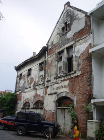 จาการ์ตา, อินโดนีเซีย: quartier hollandais