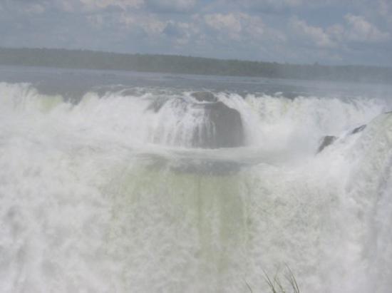 Iguazu National Park, อาร์เจนตินา: GARGANTA DEL DIABLO
