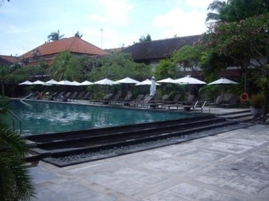 Hotel Santika Premiere Beach Resort Bali Foto