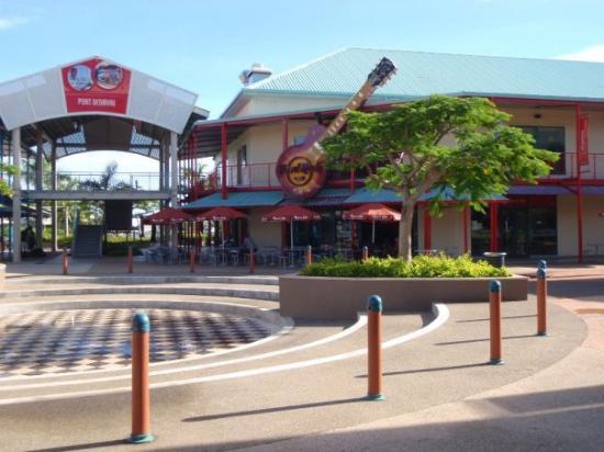 นาดิ, ฟิจิ: Hafen in Nadi, Fiji