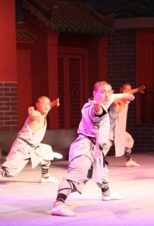 Shaolin Temple: วิทยายุทธแห่งวัดเส้าหลิน