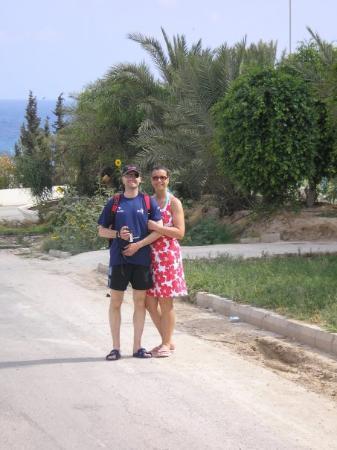 ลาร์นากา, ไซปรัส: my dad and my mum