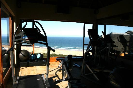 Oceana Beach and Wildlife Reserve: Fitness Center