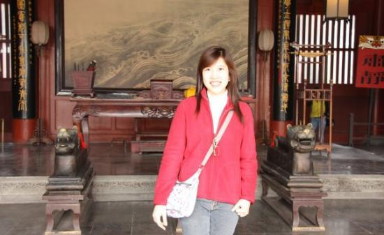 Kaifeng, จีน: ศาลไคฟ่ง กะเครื่องประหารทั้งสาม