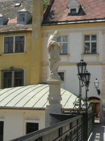 บราติสลาวา, สโลวะเกีย: Bratislava, old town