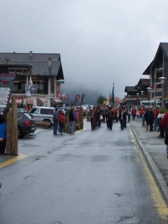 Zinal, สวิตเซอร์แลนด์: La fete du village