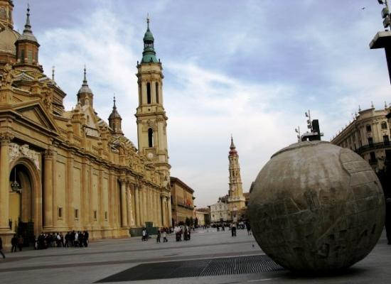 Basilica de Nuestra Senora del Pilar: Foto fashion Pilar