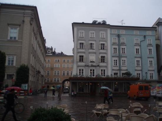 ซาลซ์บูร์ก, ออสเตรีย: Salzburg, Österreich Alter Markt