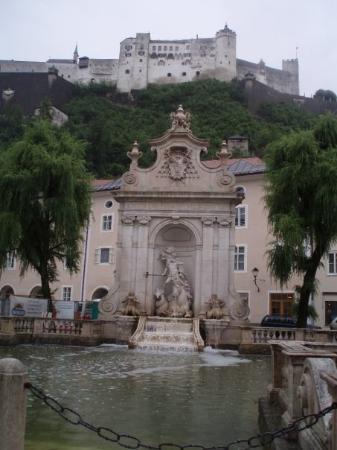 ซาลซ์บูร์ก, ออสเตรีย: Salzburg, Österreich Kapitelschwemme