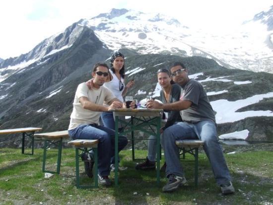 Vipiteno, อิตาลี: Passo Vizze