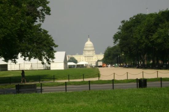 U.S. Capitol: Capitol building
