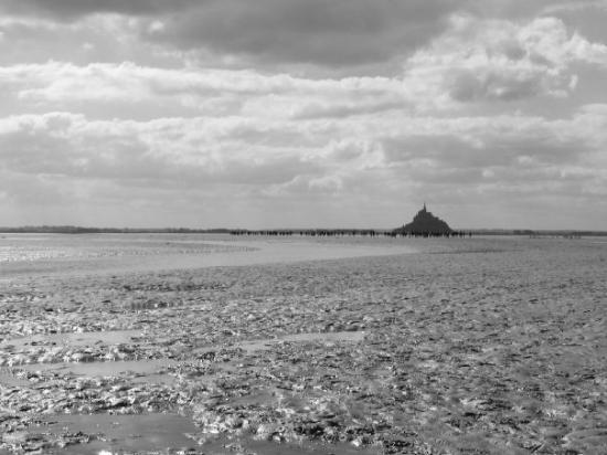 Mont-Saint-Michel ภาพถ่าย