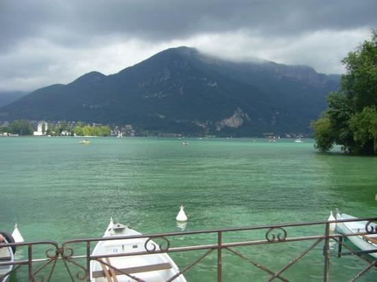 อานเนอซี, ฝรั่งเศส: mon lac