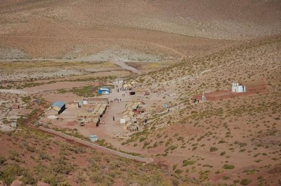 San Pedro de Atacama, ชิลี: Pueblo Machuca