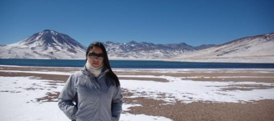 San Pedro de Atacama, ชิลี: Laguna Miscanti