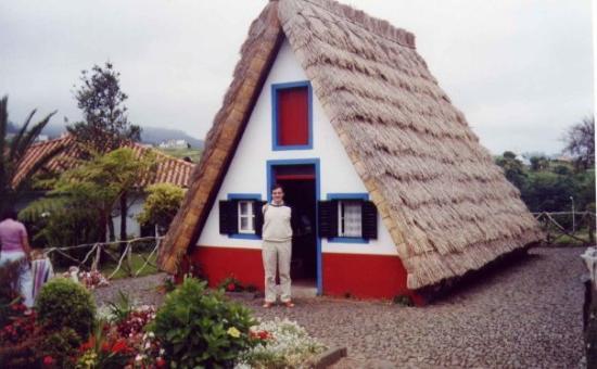 Madeira, โปรตุเกส: Casita de SANTANA en FUNCHAL
