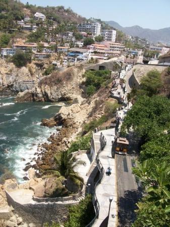 อะคาปูลโก, เม็กซิโก: La Quebrada