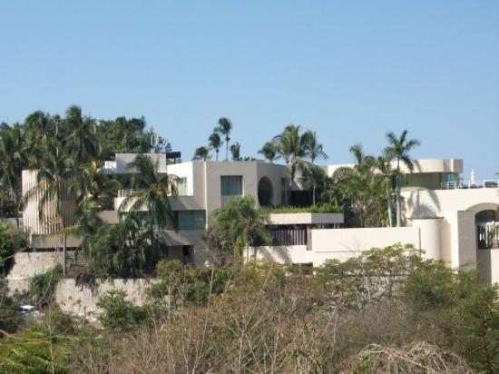 อะคาปูลโก, เม็กซิโก: Sylvester Stalone's house