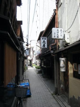 เกียวโต, ญี่ปุ่น: streets of old kyoto.2