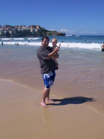 เวลลิงตัน, นิวซีแลนด์: pimpin it large with the surfers on Bondi Beach