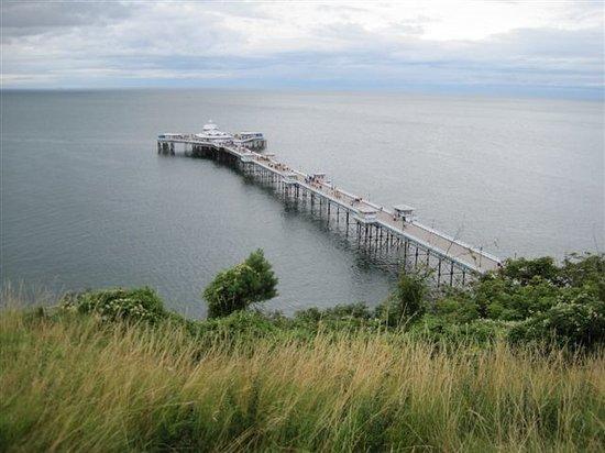 ลันดิดโน, UK: Llandudno Pier 2