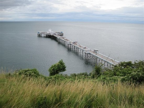 Лландидно, UK: Llandudno Pier 2
