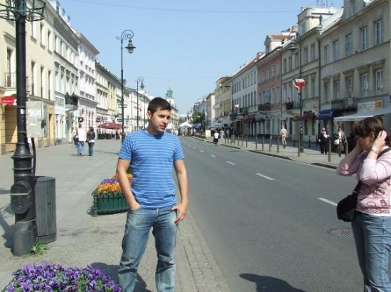 วอร์ซอ, โปแลนด์: casco antiguo de Varsovia