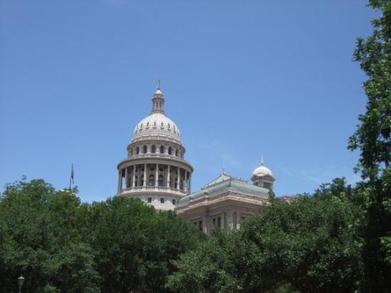 ออสติน, เท็กซัส: The Capitol of Texas