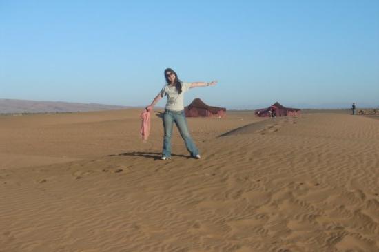 Tinfou Dunes ภาพถ่าย