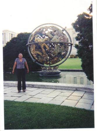 เจนีวา, สวิตเซอร์แลนด์: UN HQ. SCARY LOGO