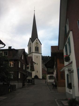 Bludenz, ออสเตรีย: Churn in Nuziders