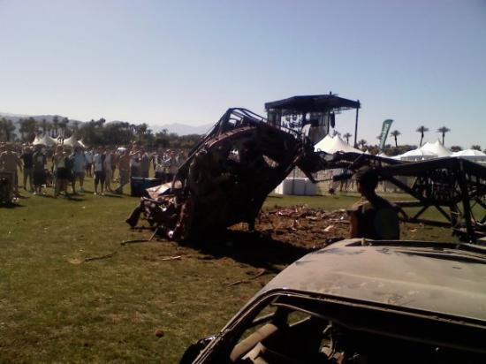 Coachella ภาพถ่าย