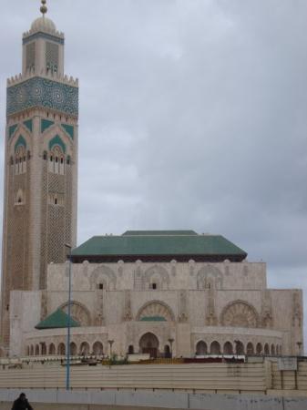 คาซาบลังกา, โมร็อกโก: Hassan II Mosque, Casablanca