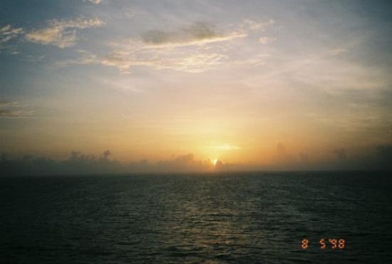 ออคโคริออส, จาไมก้า: Caribbean Sunset