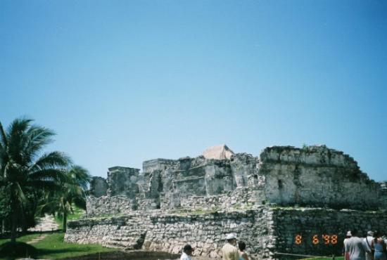 ตูลุม, เม็กซิโก: Mayan ruins