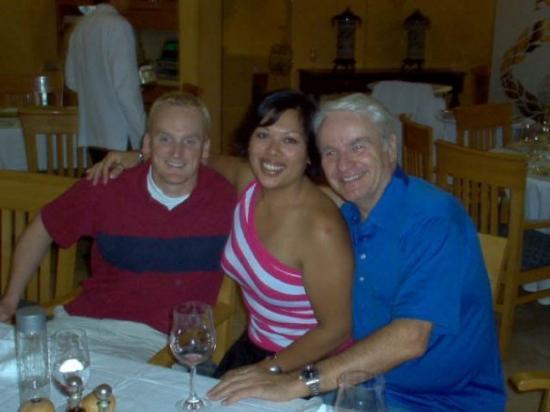 กวาดาลาฮารา, เม็กซิโก: Erik me and Dad in Mexico