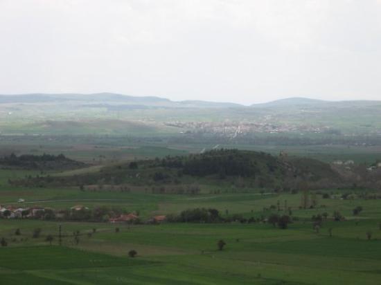 Bockocatepe village in Devrekani, Kastamonu, Turkey