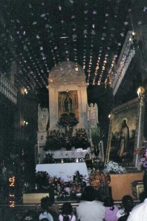 Basilica de Santa Maria de Guadalupe: Catedral de Virgen Maria - Mexico