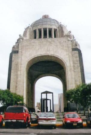 เม็กซิโกซิตี, เม็กซิโก: Revolution Memorial - Mexico City