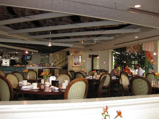 Best Western Plus Yacht Harbor Inn: Room where breakfast is served