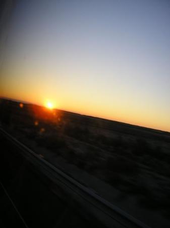 ซาราโกซา, สเปน: arrivé en Espagne dans le car