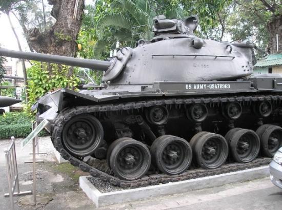 พิพิธภัณฑ์สงคราม: War Remnants Museum, Siagon