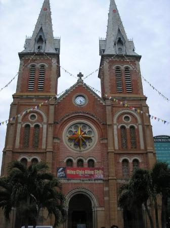 Saigon Notre Dame Cathedral: Notre Dame Cathedral, Siagon